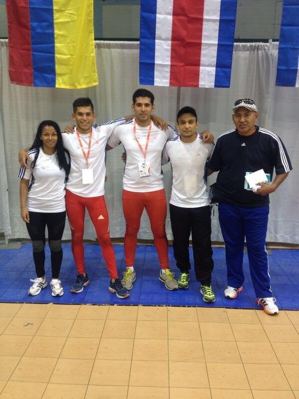 La selección nacional de lucha buscará más clasificados a los Juegos Centroamericanos y del Caribe Veracruz 2014.