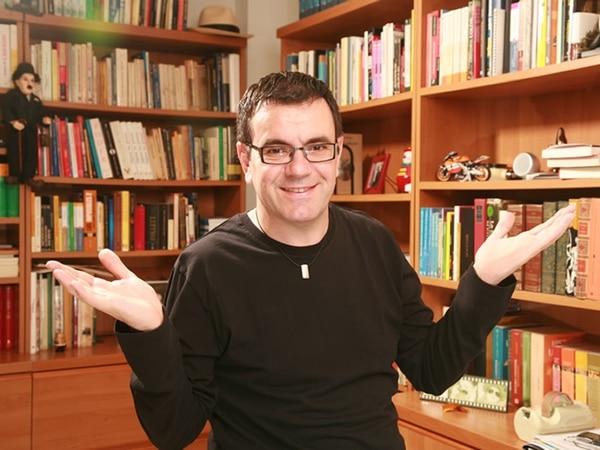 Además de ser humorista, Márquez estudió Ciencias Políticas. Tomada de laureanomarquez.com