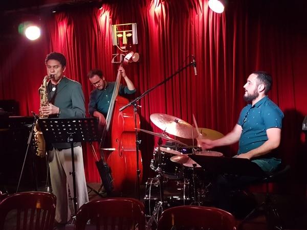 Namá, cuarteto latinoamericano de jazz, está de gira por Costa Rica.