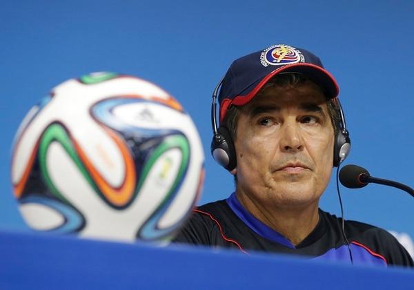 Jorge Luis Pinto contradijo las posturas de Jose Mourinho, quien no cree que la Selección de Costa Rica logre otra sorpresa.