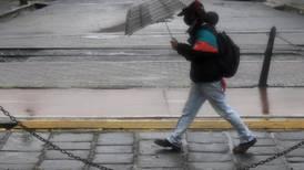 Empuje frío mantiene influencia sobre Costa Rica y genera fuertes vientos y bajas temperaturas
