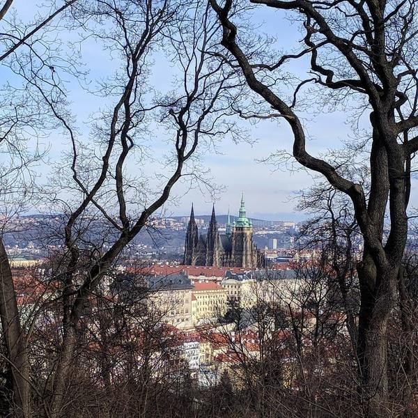 Catedral de Praga, República Checa. Fotografía: Josué Chaves