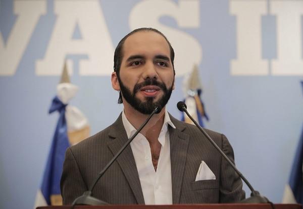 Nayib Bukele fue alcalde de San Salvador, postulado por el Frente Farabundo Martí para la Liberación Nacional (FMLN).