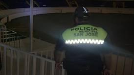 Vandalismo en redondel de Zapote obliga a municipalidad a contratar seguridad privada