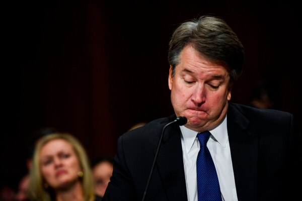 Brett Kavanaugh, candidato a un escaño en la Corte Suprema de Estados Unidos.