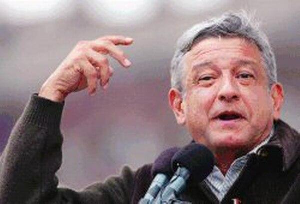 López Obrador se encuentra en su tercer intento por lograr la presidencia.