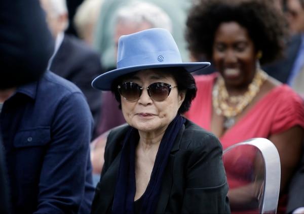 Yoko Ono es viuda y colaboradora artística del exBeatle aparecerá como coescritora del tema.