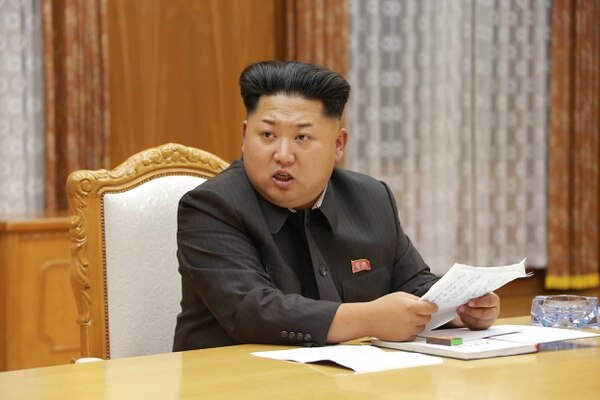 Kim Jong-un convocó este jueves a una reunión a su equipo militar. La Comisión Militar norcoreana fue convocada unas horas después de que las dos Coreas intercambiaran disparos.