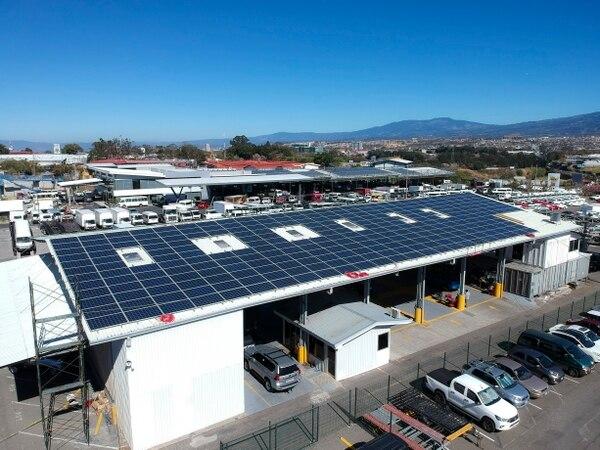 La instalación ahorraría el 65% de la factura eléctrica de Ciudad Toyota