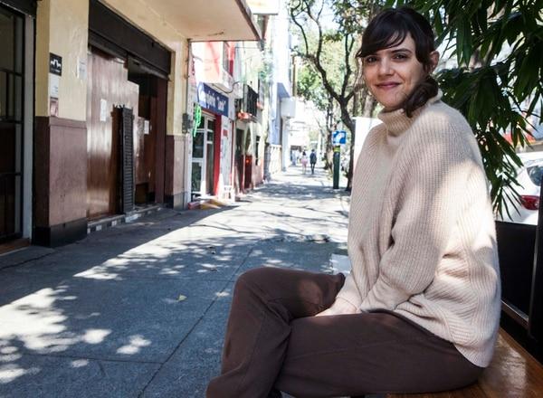 La escritora mexicana Valeria Luiselli obtuvo el American Book Award por su libro de ensayo 'Los niños perdidos'. Esta imagen corresponde a una entrevista en noviembre del 2016. Foto: Archivo/Agencia El Universal.