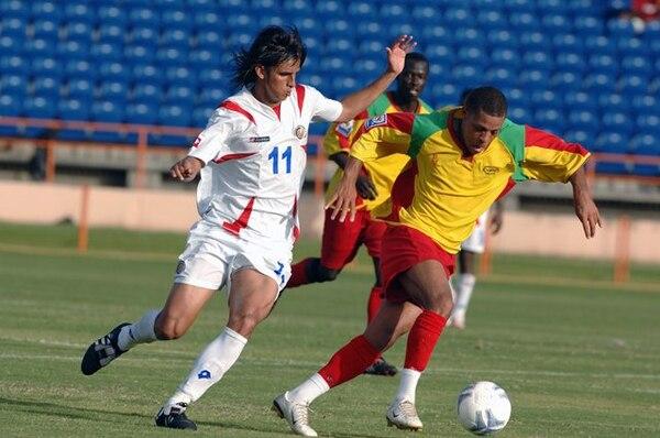 Bryan Ruiz espera jugar con la selección el próximo encuentro. | ARCHIVO