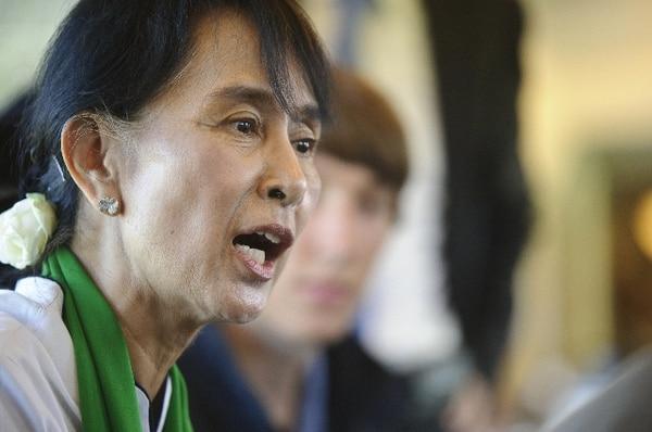 Birmania libera a más de 20 prisioneros políticos - 1