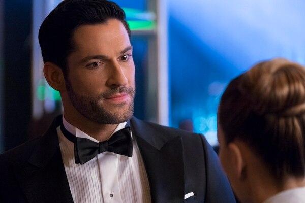El seductor Lucifer (Tom Ellis) estará de vuelta con la segunda parte de la quinta temporada de la popular serie. Foto: Netflix.