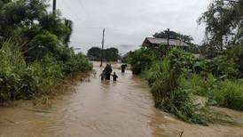 Turismo y agro sufren consecuencias por el impacto de las fuertes lluvias