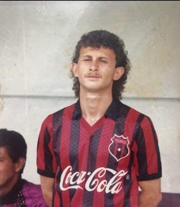Alfonso Durán fue campeón con Alajuelense en 1992. Fotografía: Cortesía