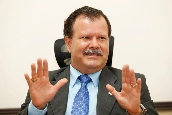 Diputado Abelino Esquivel Quesada, del partido Ronovación Costarricense. /Carlos Borbón para LN