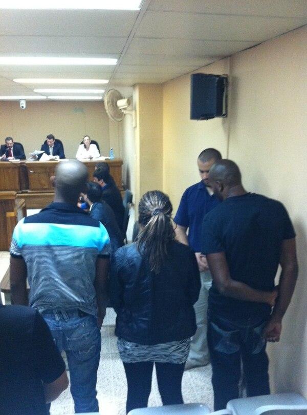 La sentencia la dictaron hoy lunes a las 9:30 a.m.