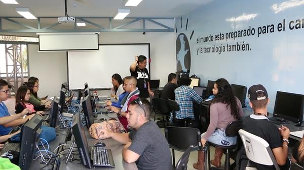 En la actualidad, Costa Rica es el segundo mayor exportador de software per cápita de América Latina. Foto archivo LN