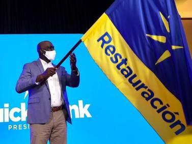 Cruickshank justifica cobro de ¢7 millones a candidatos a diputado porque ganarán ¢200 millones en Asamblea