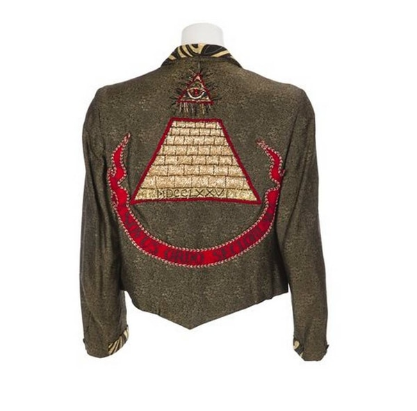 Esta es la chaqueta que la estrella del pop lució en 'Desperately Seeking Susan', en 1985.