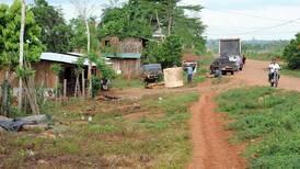 Trocha abrió pasos ciegos en frontera con Nicaragua