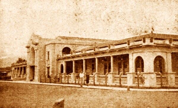 La historia del josefino barrio México y sus dos escuelas - La Nación