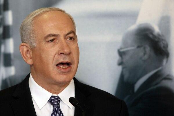 El primer ministro de Israel, Bejamin Netanyahu, ordenó frenar un proyecto para construir 20.000 viviendas en Cisjordania.