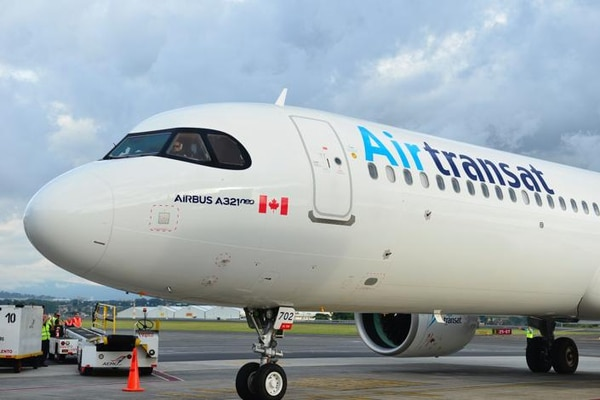 El nuevo servicio de Air Transat es triangulado, pues une a Vancouver con los aeropuertos Juan Santamaría y Daniel Oduber. Se realizará de aquí a abril del 2020. Foto: Cortesía del ICT