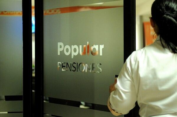 Popular Pensiones inició los depósitos del FCL, a partir de este 7 de abril, a los trabajadores afectados por la crisis del coronavirus. Foto: Melissa Fernández Silva.