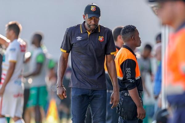 Paulo Wanchope tiene ocho partidos al frente del Herediano. Fotografía José Cordero