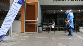 Covid vuelve a golpear hospital de Alajuela: 17 pacientes contagiados y 70 empleados en aislamiento