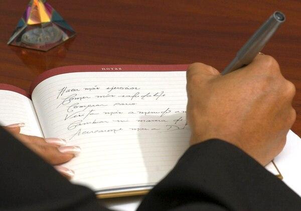Detalle cada objetivo para tener claro su camino en el 2014.