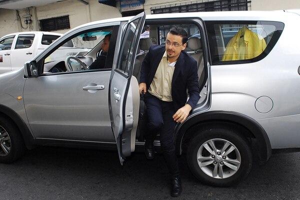 Villalta dijo que prepara más denuncias, entre ellas ,contra la cadena de restaurantes Subway y la empresa de cosméticos Avon.   MARIO ROJAS