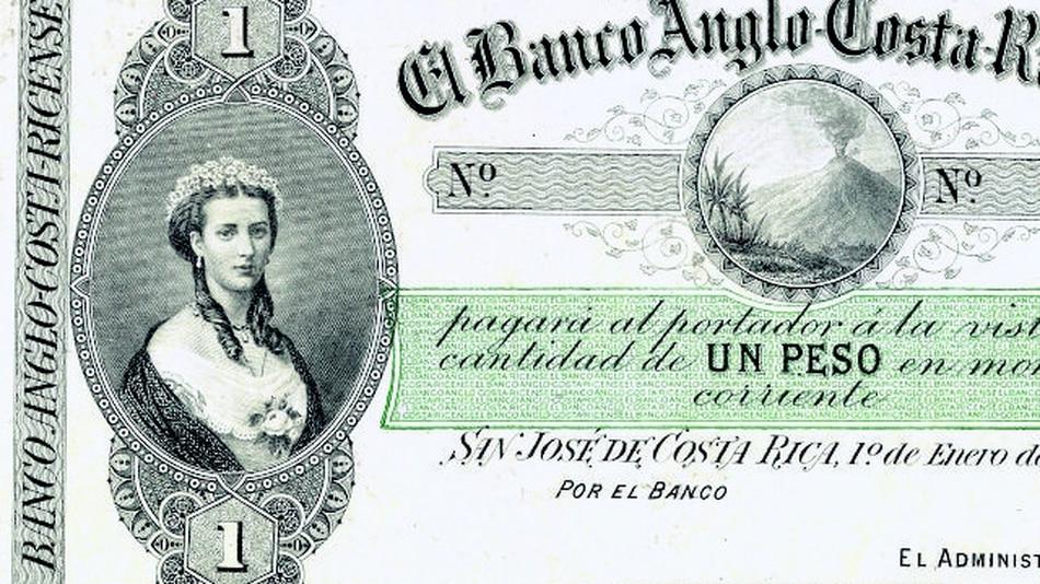 Image result for Alexandra de Dinamarca, billetes de costa rica