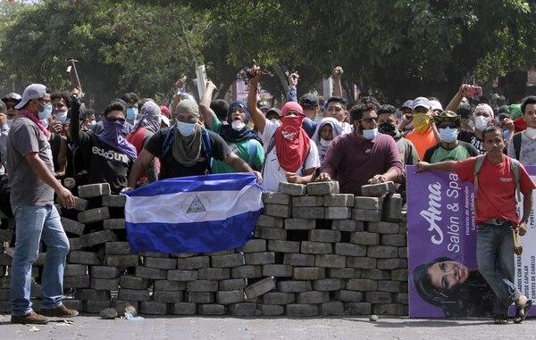Resultado de imagen para conflicto en nicaragua