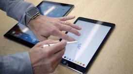 La tableta se vuelve una herramienta cada vez más importante en el trabajo