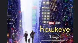 Disney + y Marvel presentaron el póster y tráiler de la nueva serie 'Hawkeye'