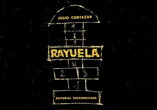Portada de la primera edición de Rayuela, publicada el 28 de junio de 1963.