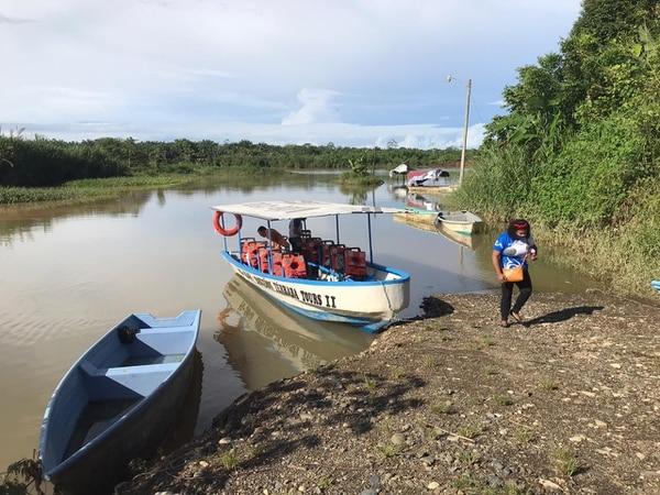 Empresarios de Zona Sur inauguran ruta turística entre Puerto Jiménez y  Puerto Cortés - La Nación