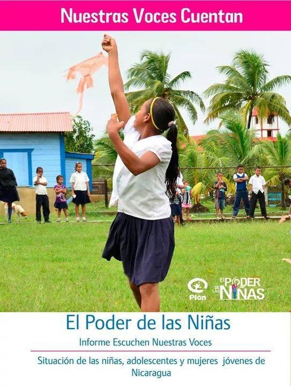 Los datos forman parte de un estudio realizado por la Universidad Centroamericana (UCA), en conjunto con el organismo Plan Internacional Nicaragua