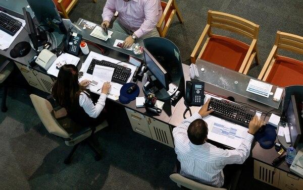 La reforma que permite la creación de sucursales de bancos extranjeros en Costa Rica irá a segundo debate el próximo 30 de julio. Foto: Mayela López.