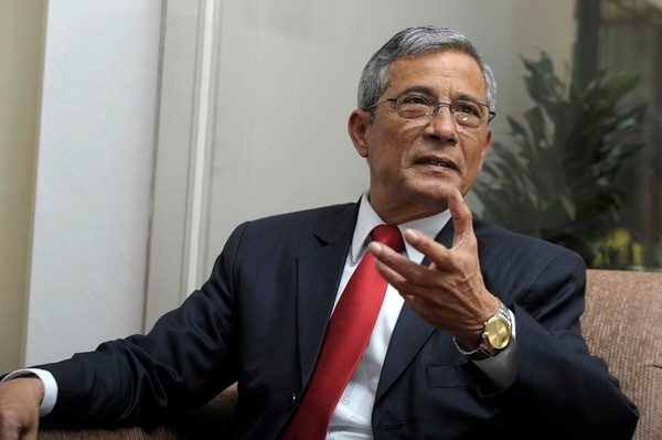 La reelección del fiscal general, Jorge Chavarría Guzmán, por cuatro años más en el Ministerio Público, ha generado críticas de algunos diputados del PAC, PUSC y Frente Amplio, quienes piden a la Corte Plena que se reconsidere la decisión. | PABLO MONTIEL
