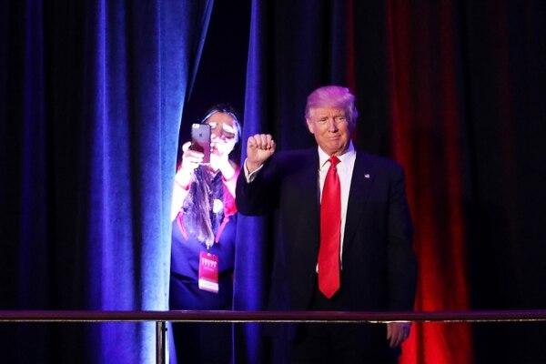 Donald Trump, un polémico empresario sin experiencia política, fue electo el martes nuevo presidente de Estados Unidos.