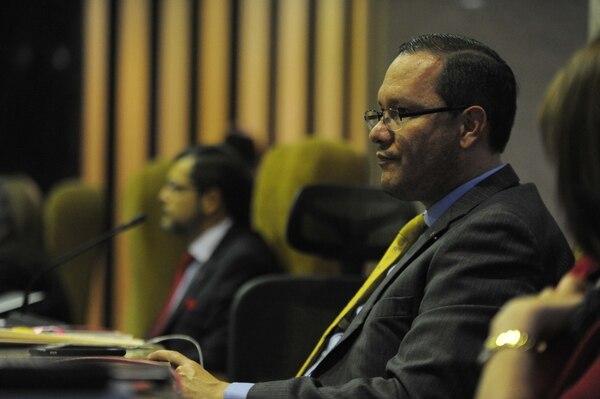 El magistrado Celso Gamboa Sánchez, de la Sala Tercera, es investigado por sus relaciones con el empresario Juan Carlos Bolaños.