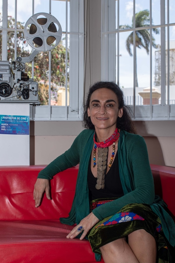 Este es el segundo largometraje de la cineasta tica Ishtar Yasin. Fotografía José Cordero