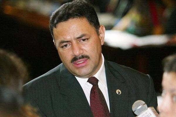 Mario Rivera fue diputado desde el 2000 cuando ganó una curul por un desaparecido partido fundado por el exdictador Efraín Ríos Montt. Foto: Archivo