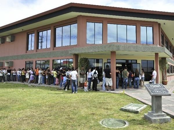 La sede central de la UTN está en Villa Bonita de Alajuela. | ARCHIVO