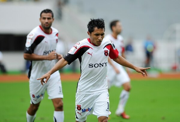 El manudo Allen Guevara no estará en el debut de Alajuelense en la Concahampions por lesión.