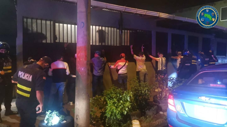 Durante este fin de semana autoridades intervinieron más de 120 fiestas y bares clandestinos. Foto MSP.