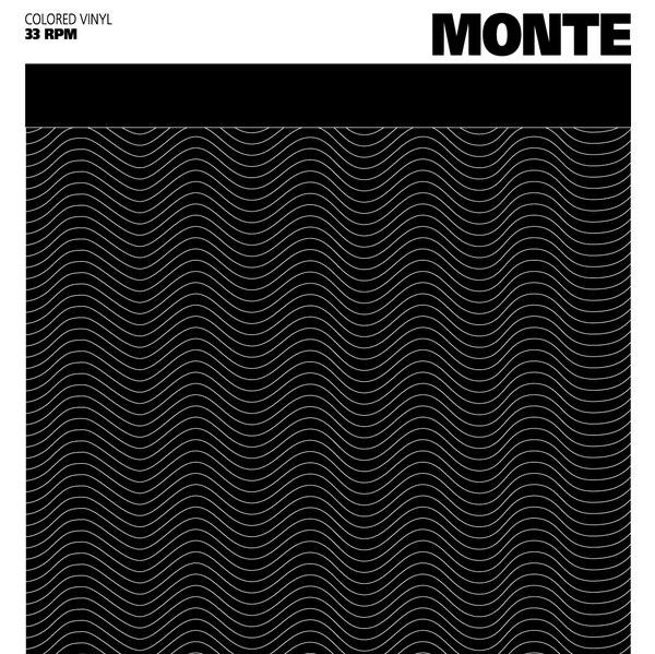 Portada de Split Monte / Fajardo, del grupo Monte.